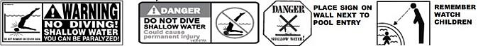 ABOVE GROUND POOL SAFETY: READ BEFORE INSTALLATION