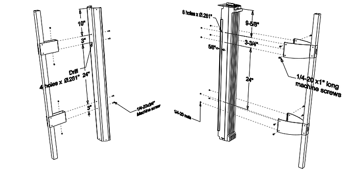 How to Install Deck or Fence Post Holders