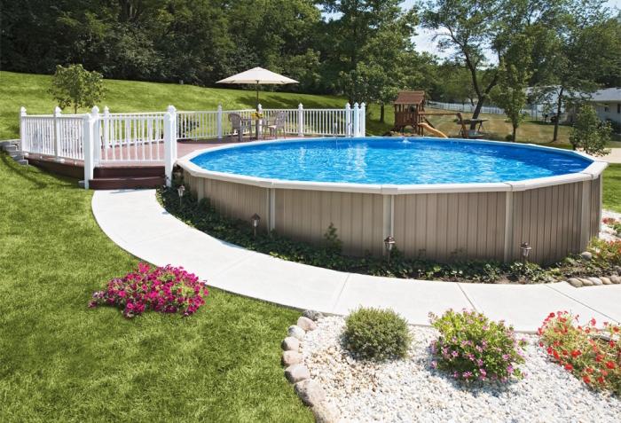 Semi Inground Swimming Pool Faq